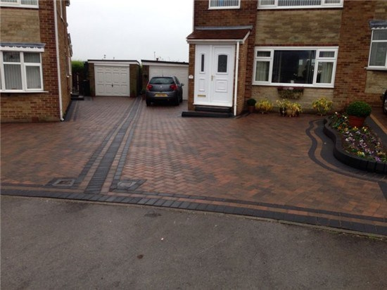 trusted contractor for block paving in sheffield