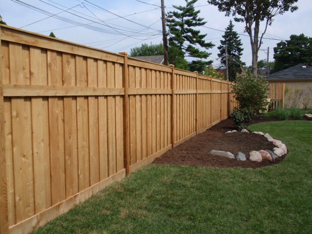 hard landscaping company for fencing and driveways