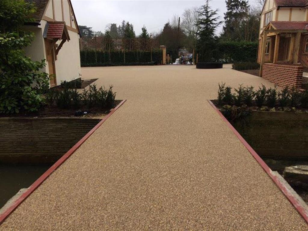 approved contractors for resin driveways in Derby