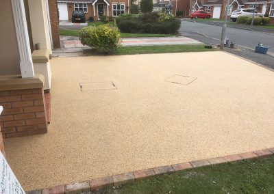 resin driveways sheffield 1