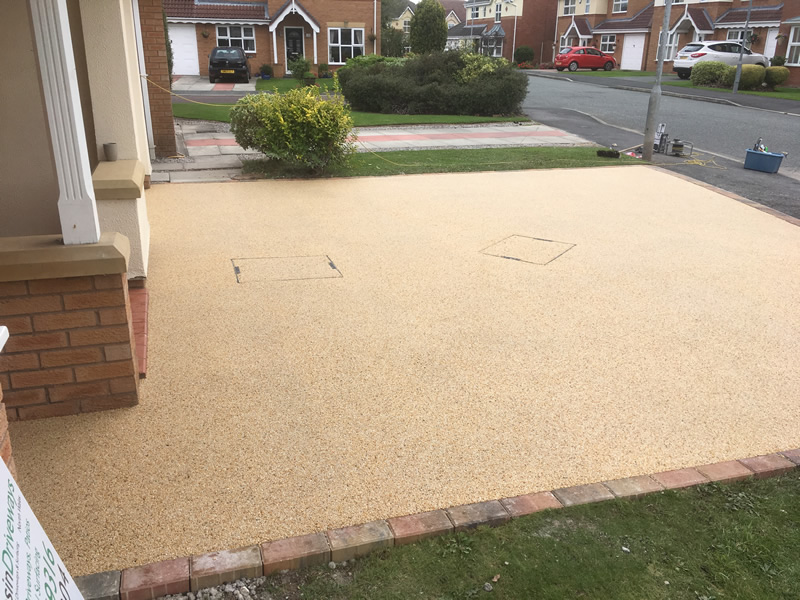 a trusted service for resin driveways in sheffield