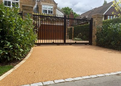 resin driveways sheffield