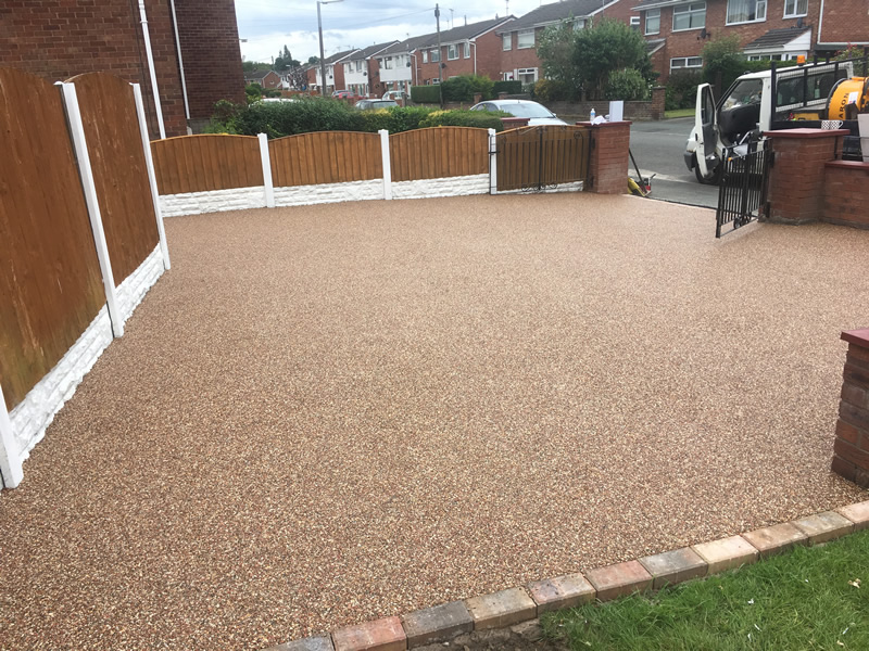 approved contractors for resin surfacing in sheffield