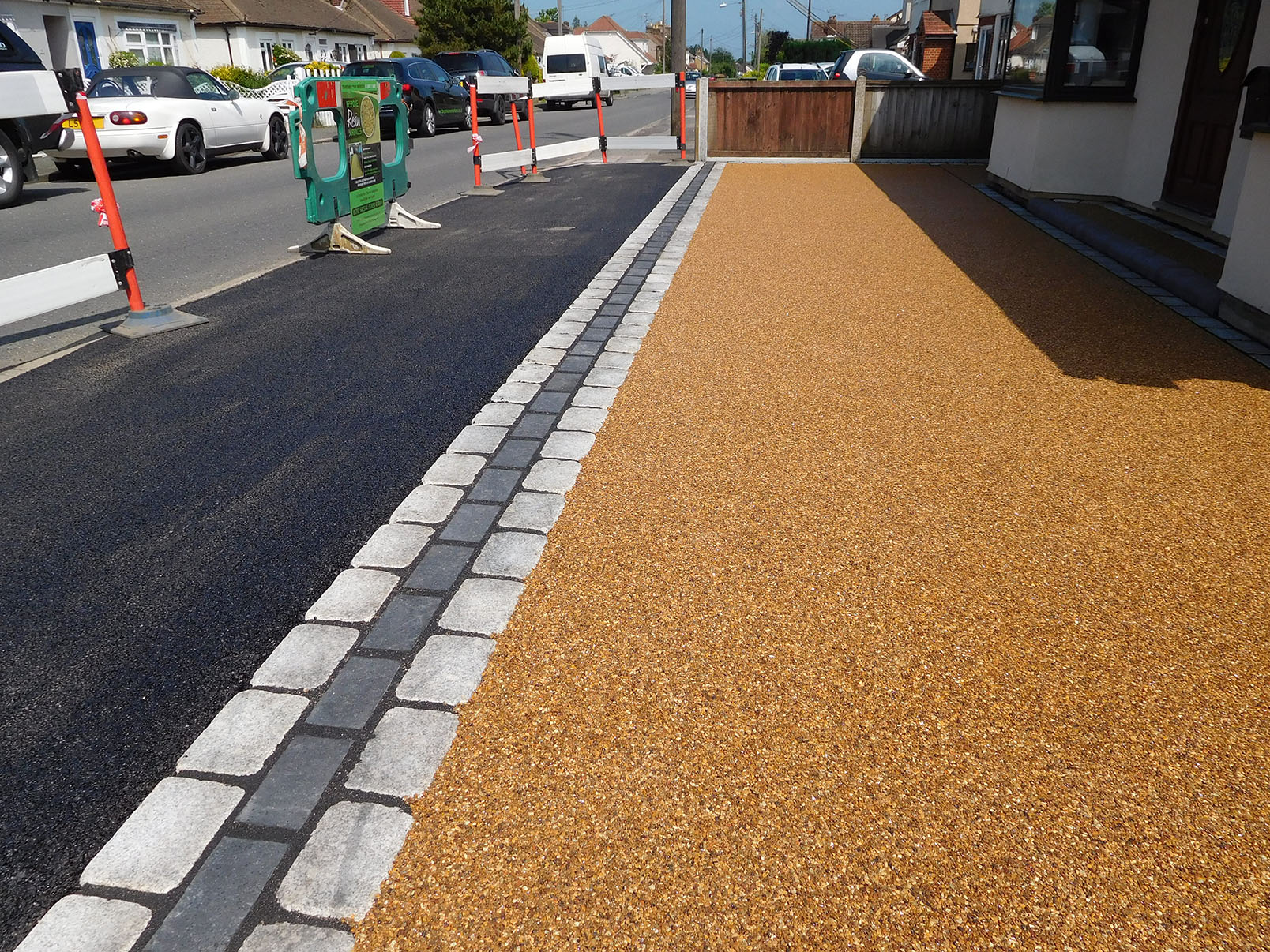approved contractors for resin surfacing in Wakefield