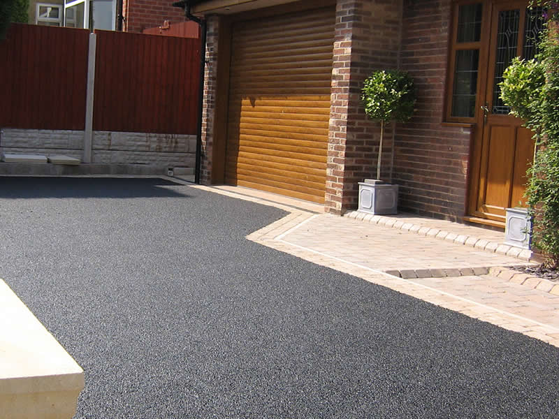 approved contractors for tarmac driveways in sheffield